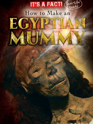 cover image of How to Make an Egyptian Mummy