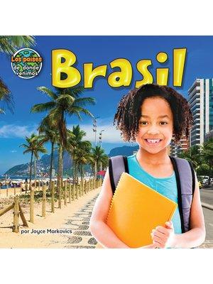 cover image of Brasil