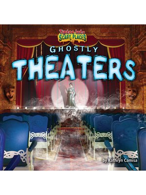 cover image of Ghostly Theaters