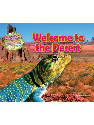 cover image of Welcome to the Desert