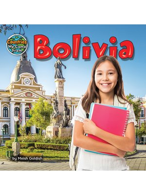 cover image of Bolivia