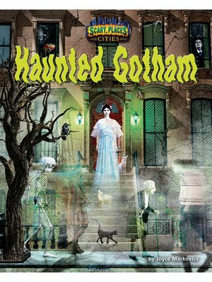 cover image of Haunted Gotham