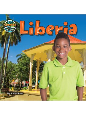 cover image of Liberia