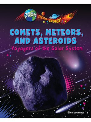 cover image of Comets, Meteors, and Asteroids