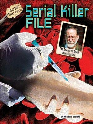 cover image of Serial Killer File