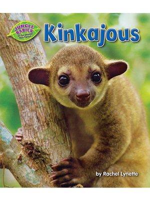 cover image of Kinkajous