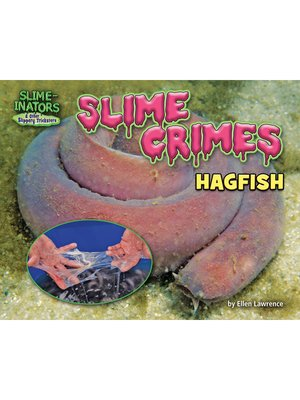 cover image of Slime Crimes