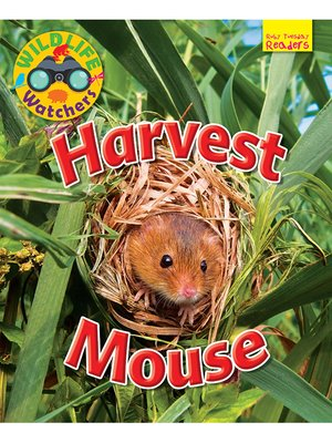 cover image of Harvest Mouse