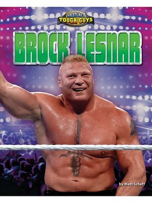 cover image of Brock Lesnar