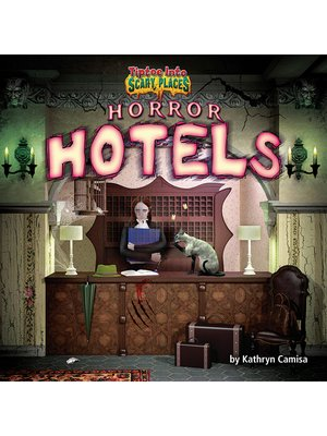 cover image of Horror Hotels