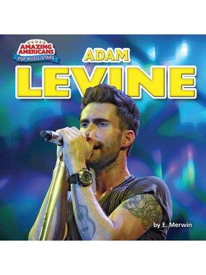 cover image of Adam Levine