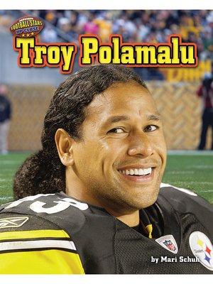 cover image of Troy Polamalu