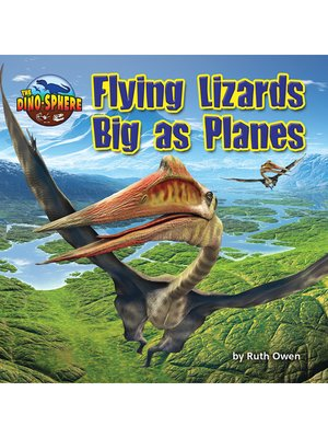 cover image of Flying Lizards Big as Planes