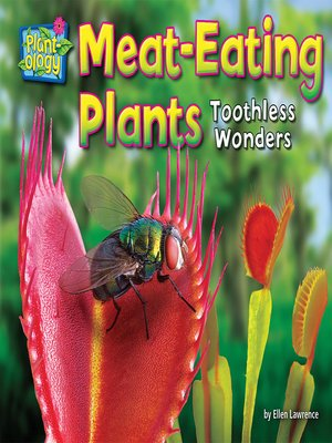 cover image of Meat-eating Plants