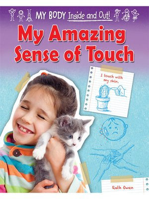 cover image of My Amazing Sense of Touch