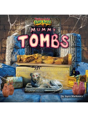 cover image of Mummy Tombs