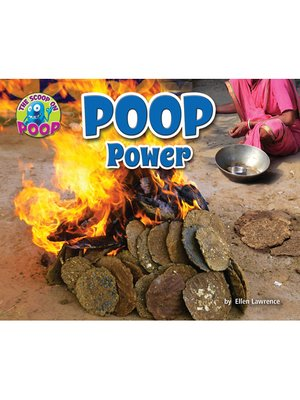 cover image of Poop Power
