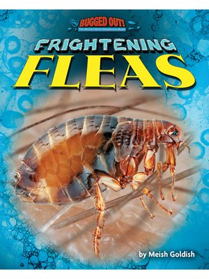 cover image of Frightening Fleas