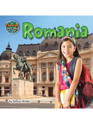 cover image of Romania