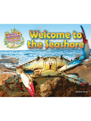 cover image of Welcome to the Seashore