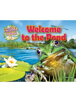 cover image of Welcome to the Pond