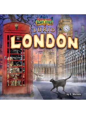 cover image of Lurid London