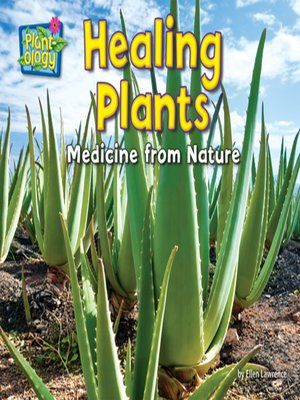 cover image of Healing Plants