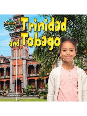 cover image of Trinidad and Tobago