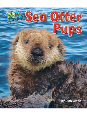 cover image of Sea Otter Pups