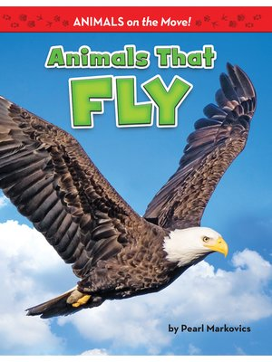 cover image of Animals That Fly