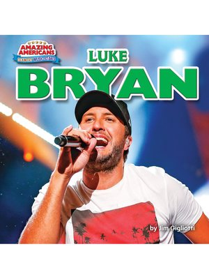 cover image of Luke Bryan