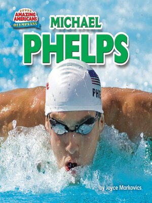 cover image of Michael Phelps (AA)