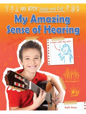 cover image of My Amazing Sense of Hearing