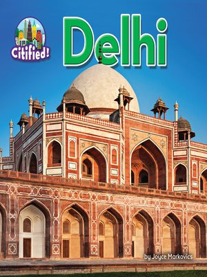 cover image of Delhi