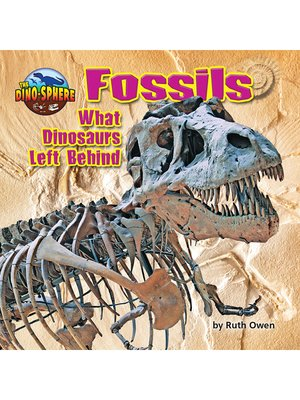 cover image of Fossils