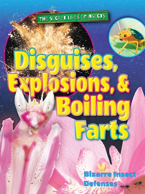 cover image of Disguises, Explosions, and Boiling Farts