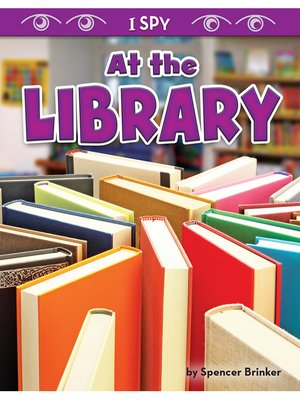 cover image of At the Library