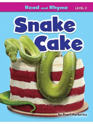 cover image of Snake Cake