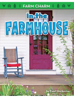 cover image of In the Farmhouse