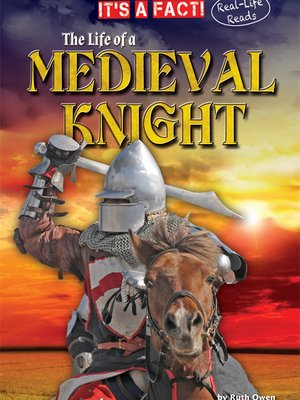 cover image of The Life of a Medieval Knight