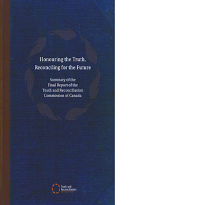 cover image of Honouring the Truth, Reconciling for the Future