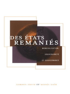 cover image of Des états remaniés