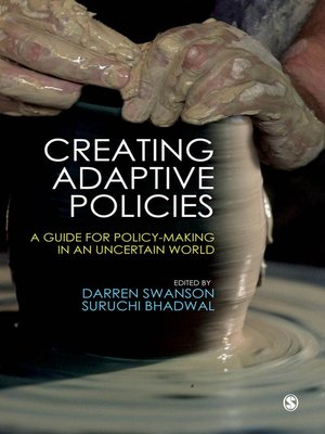 cover image of Creating Adaptive Policies