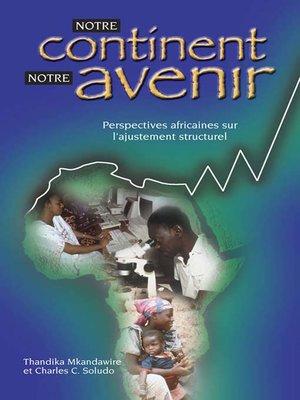 cover image of Notre contínent, notre avenir