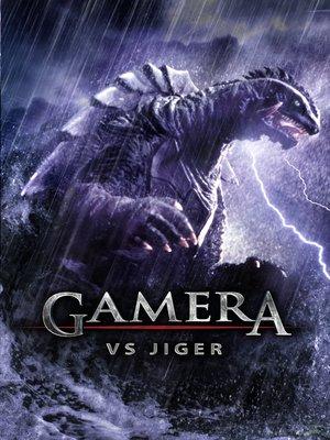 cover image of Gamera vs. Jiger