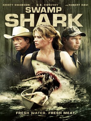 cover image of Swamp Shark