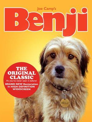 cover image of Benji