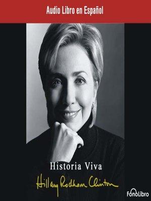 cover image of Historia Viva
