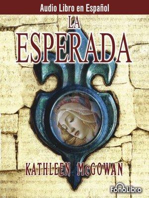 cover image of La Esperada