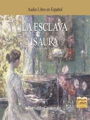 cover image of La esclava Isaura